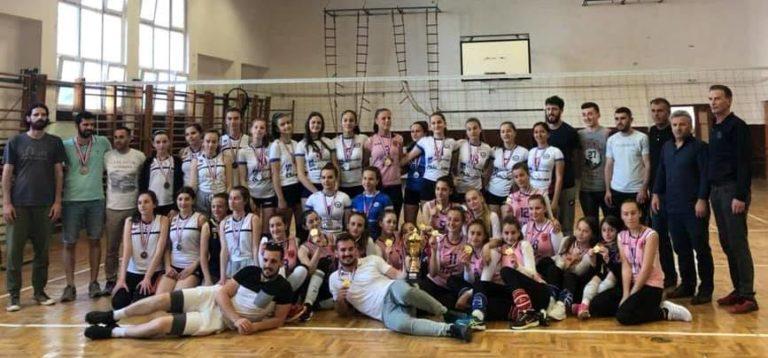 KASTRIOTI U16 KAMPION PËR SEZONIN 2018/19