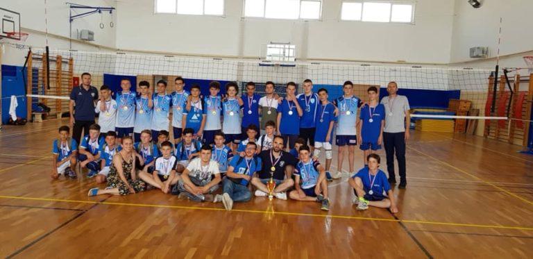 PRISHTINA U14 KAMPION PËR SEZONIN 2018/19