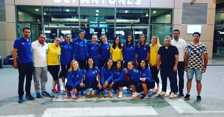 KOMBËTARJA E KOSOVËS U19 FEMRAT NË KAMPIONATIN BALLKANIK