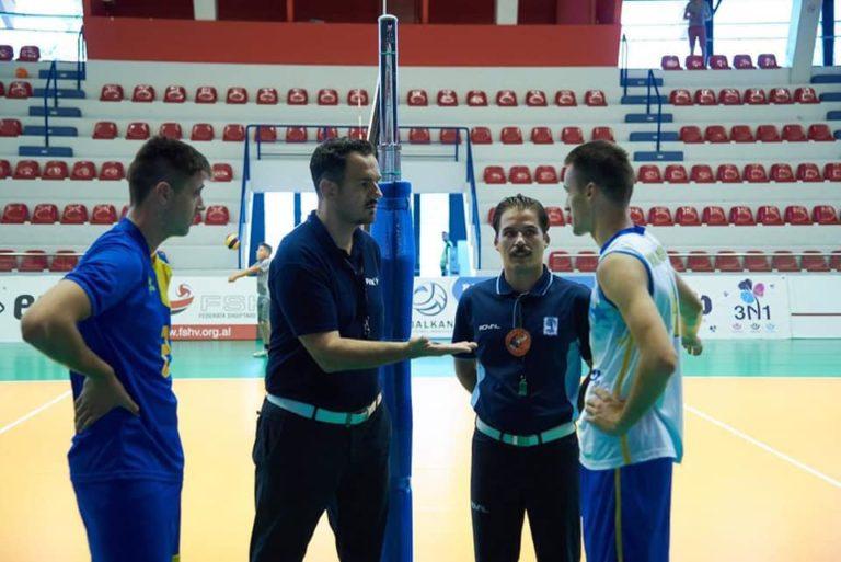 IBRAJ GJYQTARI QË PËRFAQËSOI KOSOVËN NË KAMPIONATIN BALLKANIK U20M