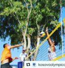 Ekipi i Kosovës në Bech Volley pëson ndaj Portugalisë