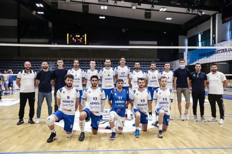 KAMPIONI I KOSOVËS NË KUPËN BALLKANIKE TË KLUBEVE
