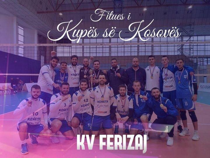 KV. Ferizaj 🏆  Fitues i Kupës së Republikës 2020