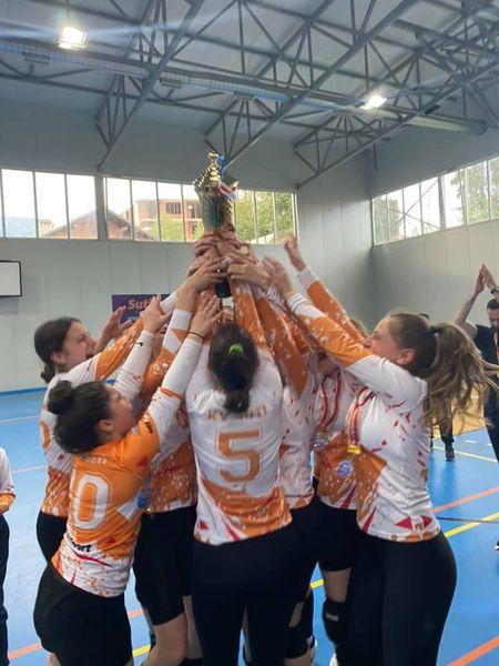 SUTI SPORT KAMPION I KOSOVËS PËR FEMRA U16